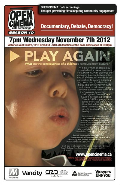 Poster for Play Again