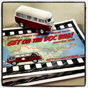 photo of Get on the Doc Bus project