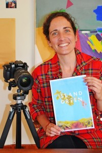 photo of filmmaker Millefiore Clarkes