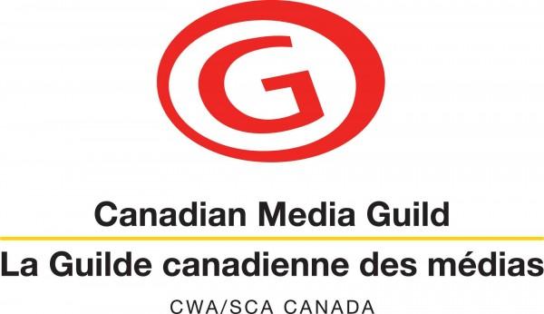 Canadian Media Guild logo