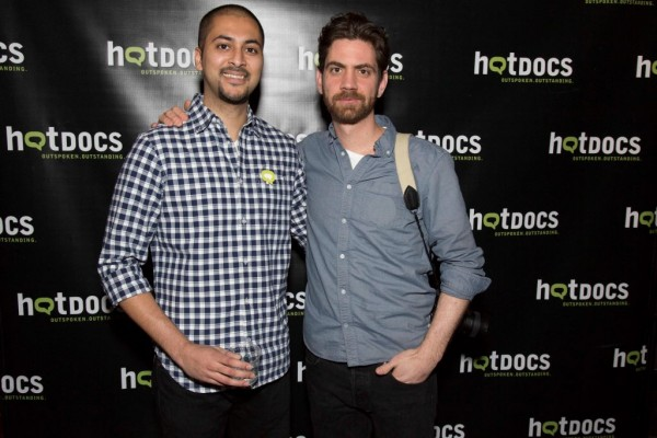 photo of Amar Wala (DIrector) and Noah Bingham (Producer), Secret Trial 5